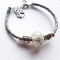 Preview: Tierhaarschmuck - Armband